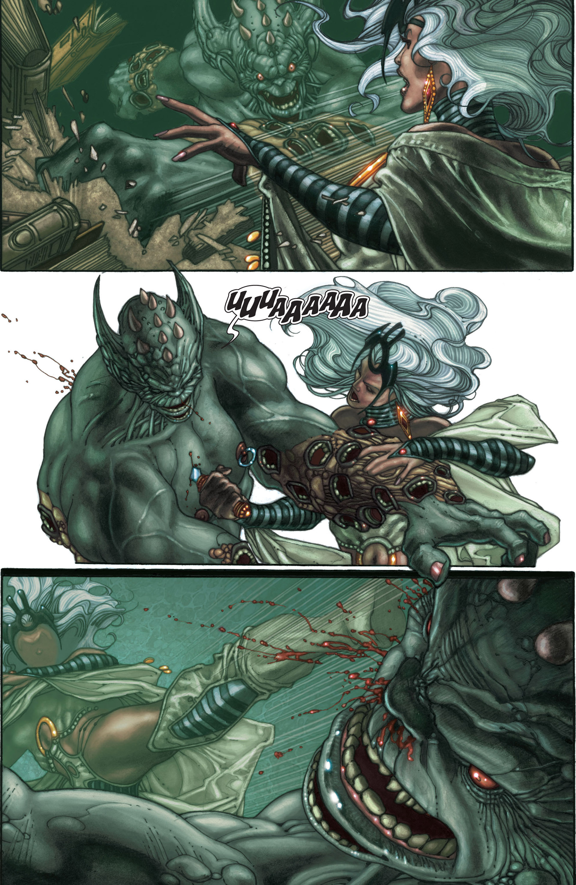 Read online Astonishing X-Men (2004) comic -  Issue #29 - 9