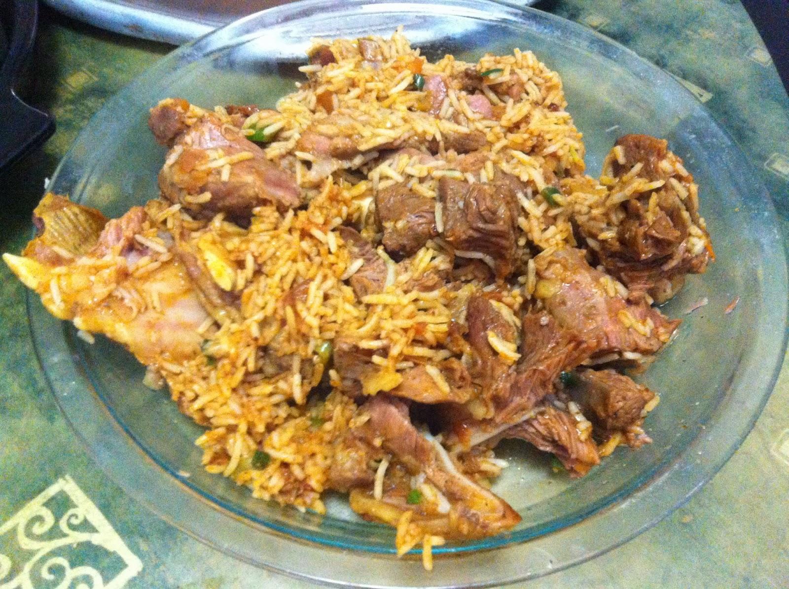 Yemeni Food. Globally.: October 2013