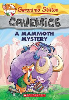 Geronimo Stilton Cavemice: A Mammoth Mystery