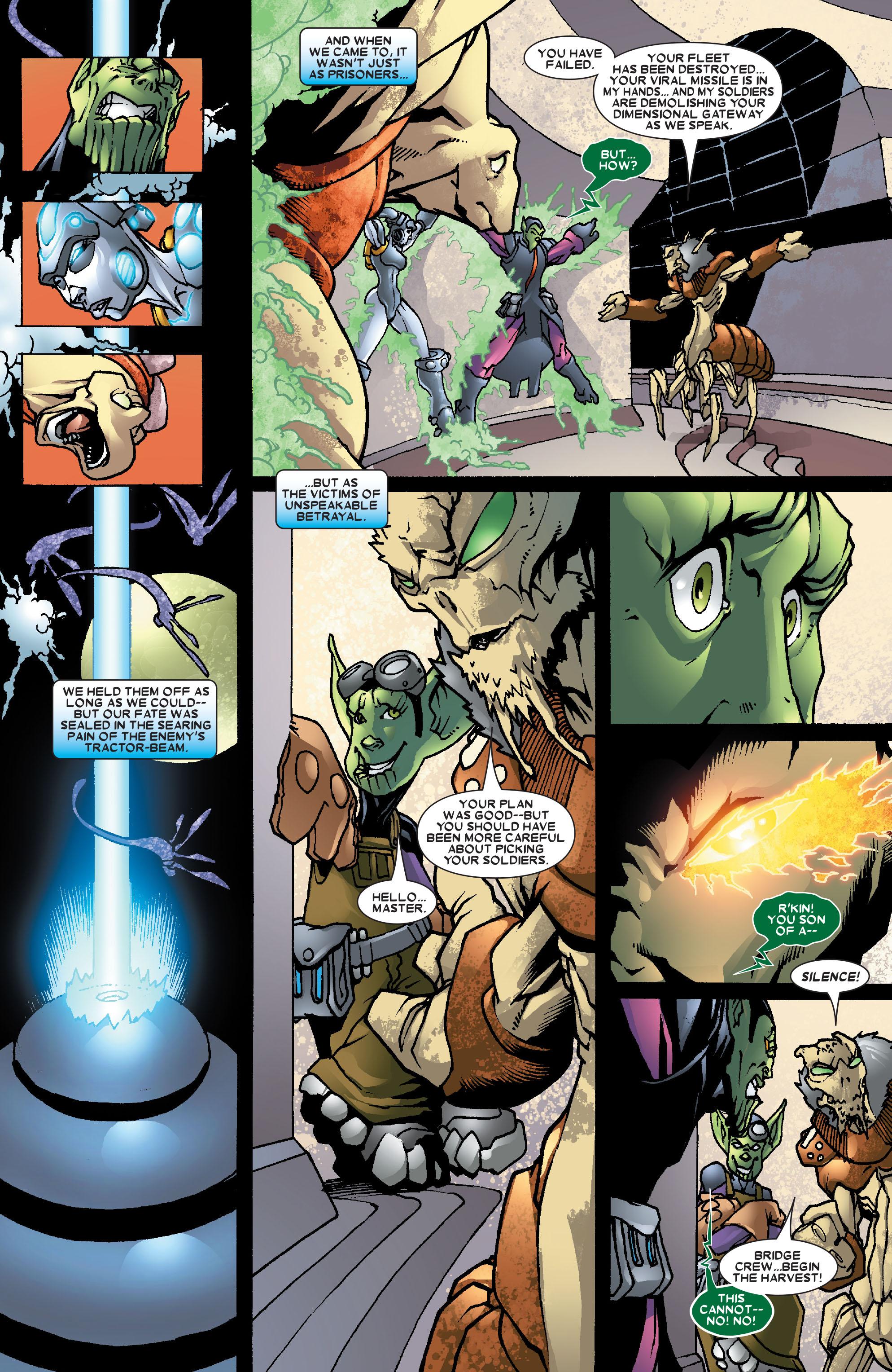 Read online Annihilation: Super-Skrull comic -  Issue #3 - 23