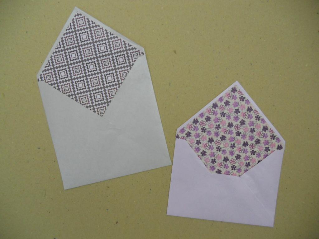 Paper Stuffs: Envelope & envelope box - photo#19