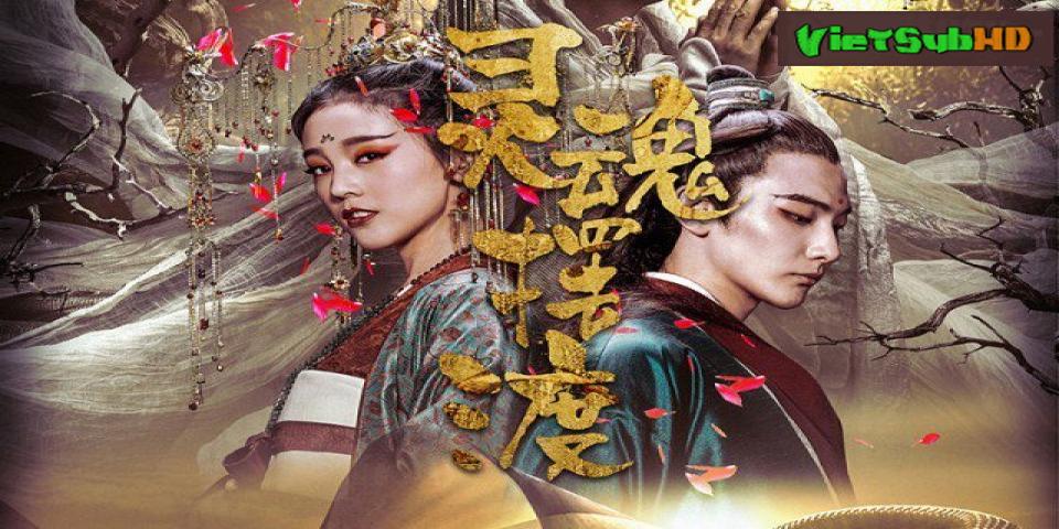 Phim Truyền Thuyết Mạnh Bà Thuyết minh HD | The Ferryman: Manjusaka 2018