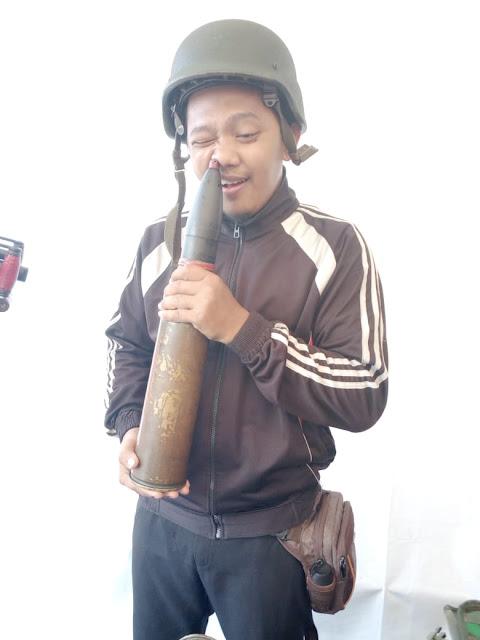 Pameran Senjata (Alutsista) dari TNI dan Polri di silang Monas
