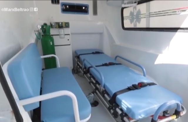 18 municípios do sertão alagoano  vão ser contemplados com ambulâncias e gabinetes odontológicos