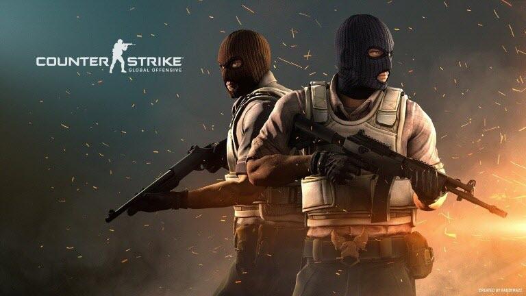 لعبة كاونتر سترايك CS:GO متوفرة مجانا، ولكن دون وضع الأون لاين
