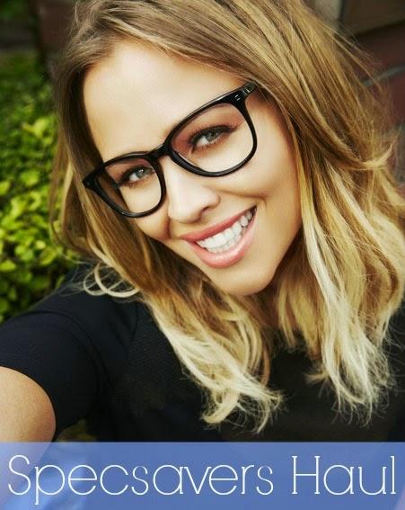 37f63ac319 Specsavers    Glasses   Sunglasses Haul - Sweet Elyse