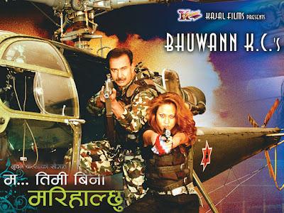 Ma Timi Bina Marihalchu Watch full nepali movie