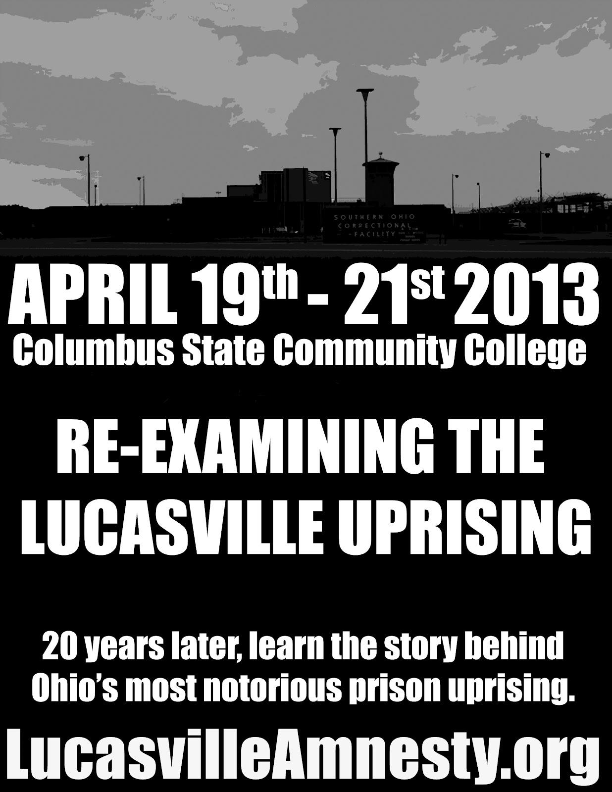 Lucasville Amnesty: June 2012