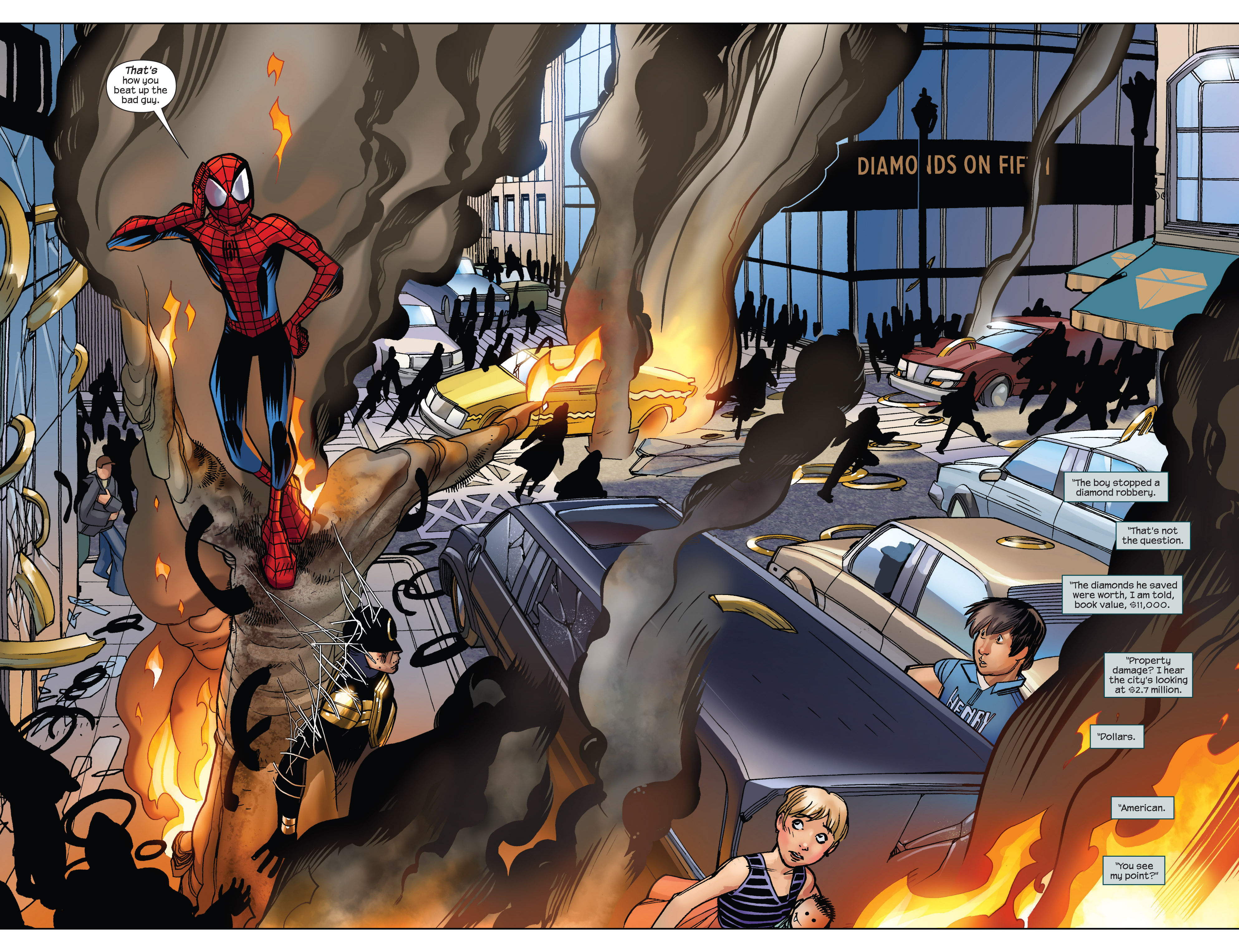 Read online Ultimate Spider-Man (2009) comic -  Issue #150 - 7