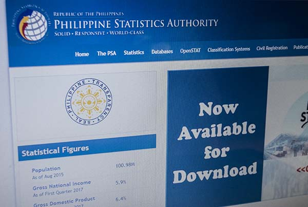 PSA website
