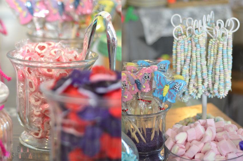 essence Blogger-Event Frühling Sommer 2016 München Candybar nah