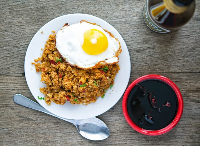 Nasi Goreng-Style Cauliflower Fried Rice