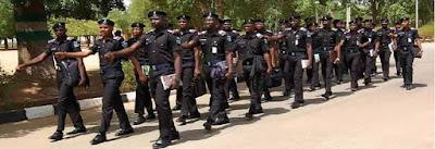 Nigerian Police Academy Application