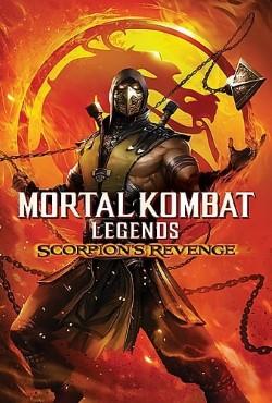 Mortal Kombat Legends: A Vingança de Scorpion Torrent Thumb