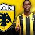 Ανακοινώθηκε ο Άλεφ στην ΑΕΚ Δανεικός από την Μπράγκα με οψιόν απόκτησης στα 1,8 εκατ. ευρώ