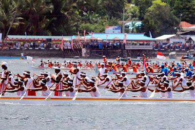 Enam Lomba Bakal Dipertandingkan Saat Pesta Teluk Ambon