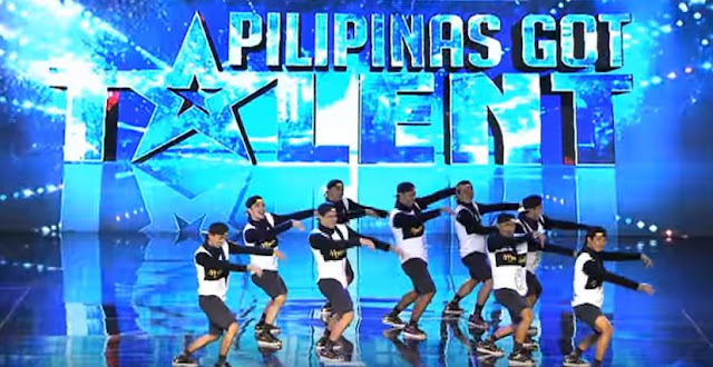 Mastermind dance group Pilipinas Got Talent (PGT) 5 Audition