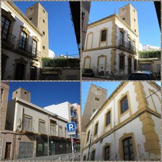 Torre de los perdigones de Almería