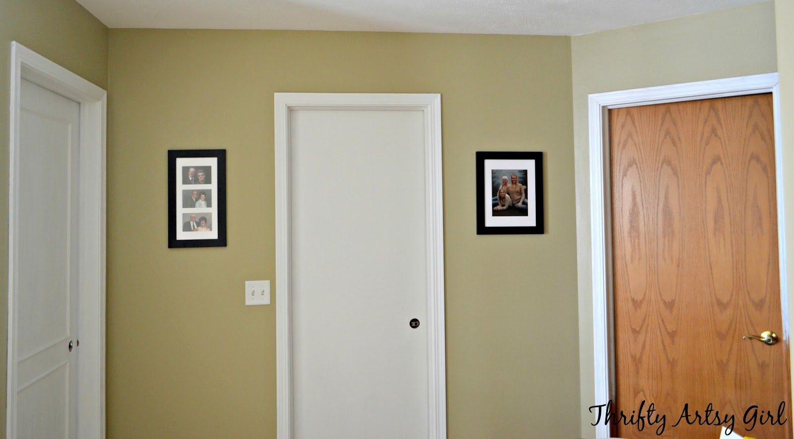 Thrifty Artsy Girl: From Hollow Core Bore to a Beautiful ...