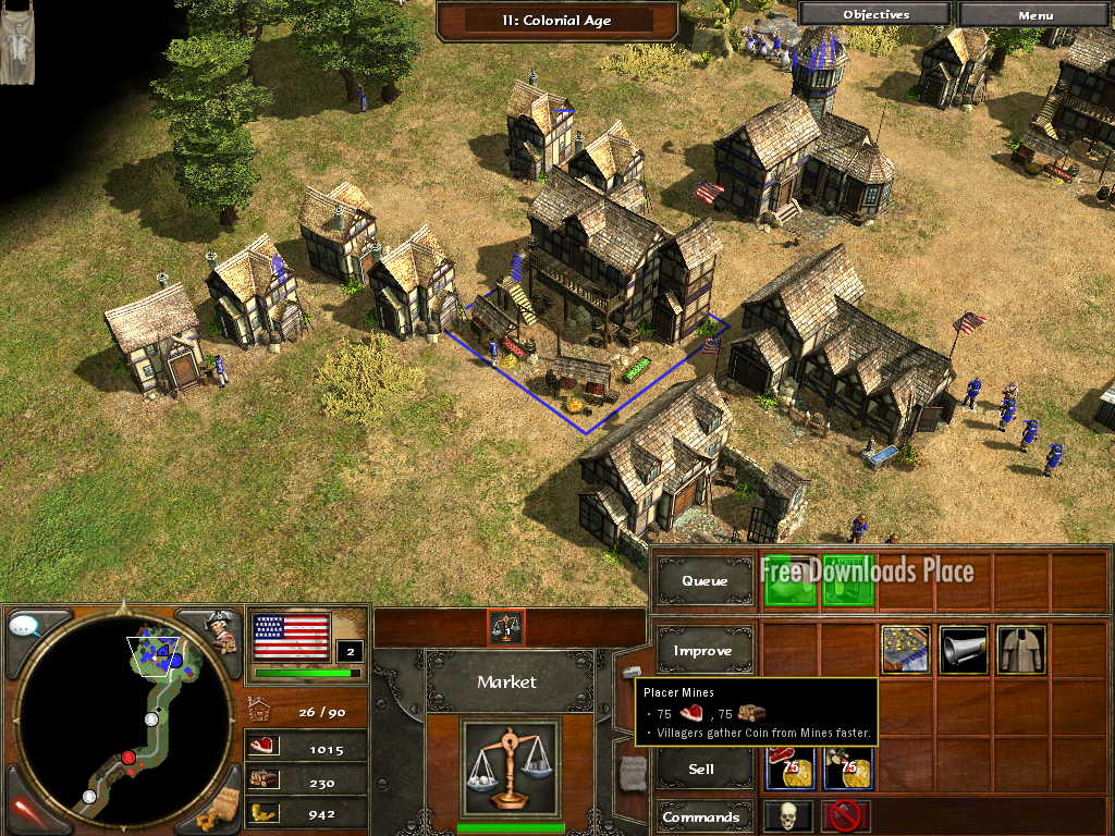 Download Age Of Empires 3 Game For PC Full Version