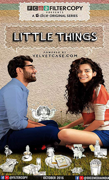 Little Things 2016 S01 Complete All Episode ORG Hindi 720p HDRip