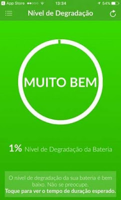 Bateria do iPhone, Battery Life