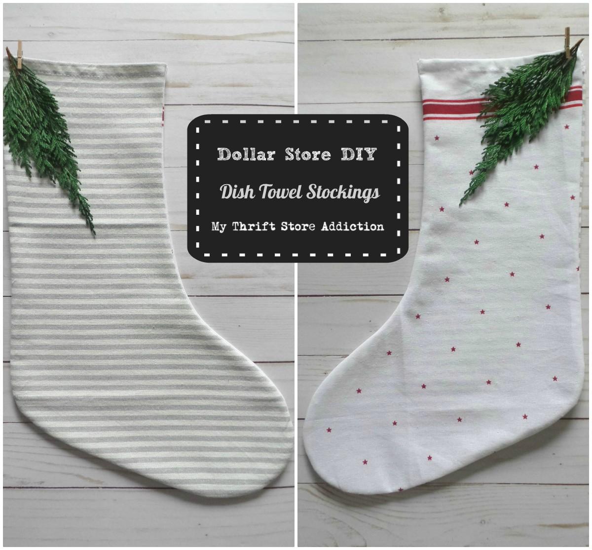 Farmhouse Stockings