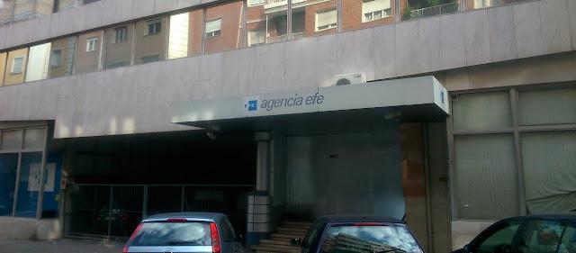 Agencia Efe y Administracion Publica