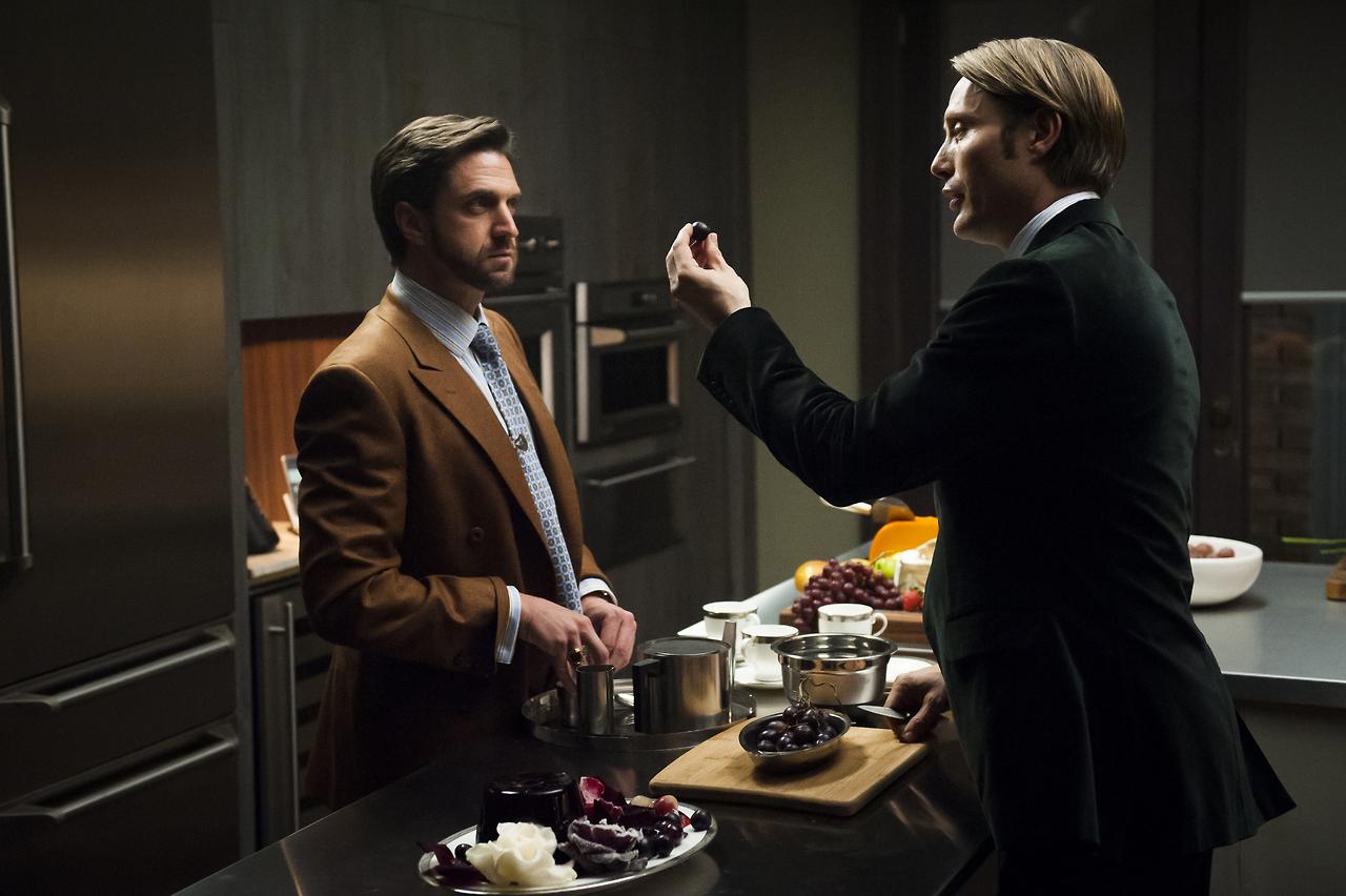 Hannibal Lecter S Kitchen