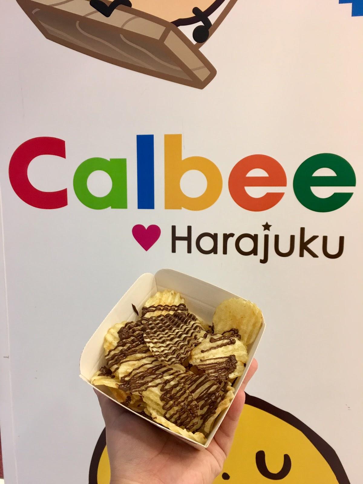 Calbee Harajuku