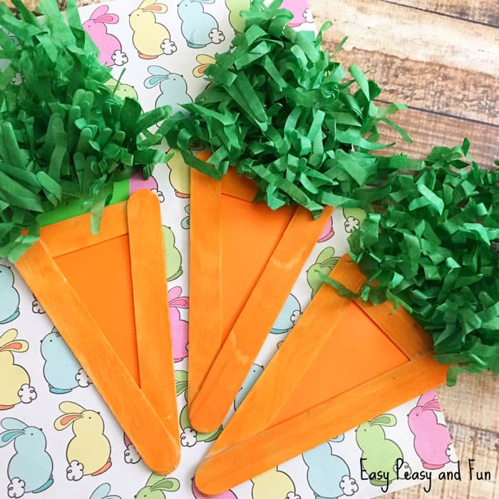 yarn wrapped carrot craft for kids 7 carrot crafts ideas for applegreen cottage 7947