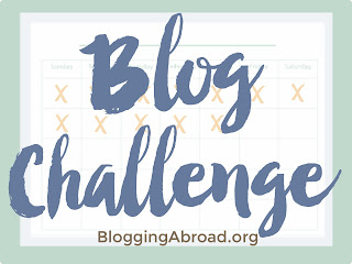 #BloggingAbroad