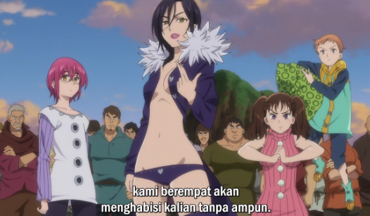 Download Anime Nanatsu no Taizai: Seisen no Shirushi Episode 2 Subtitle Indonesia