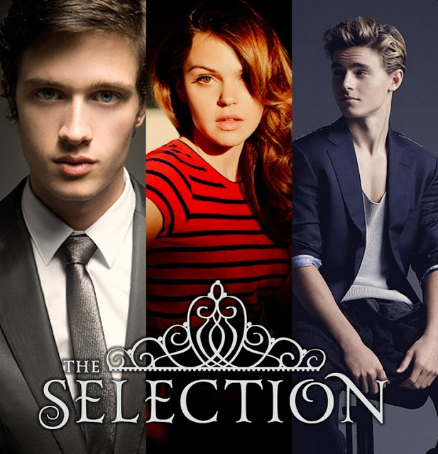 the selection série