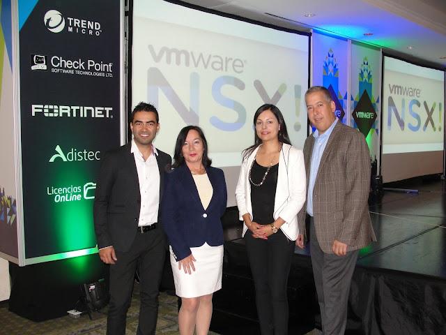VMware Tech Day en Ecuador