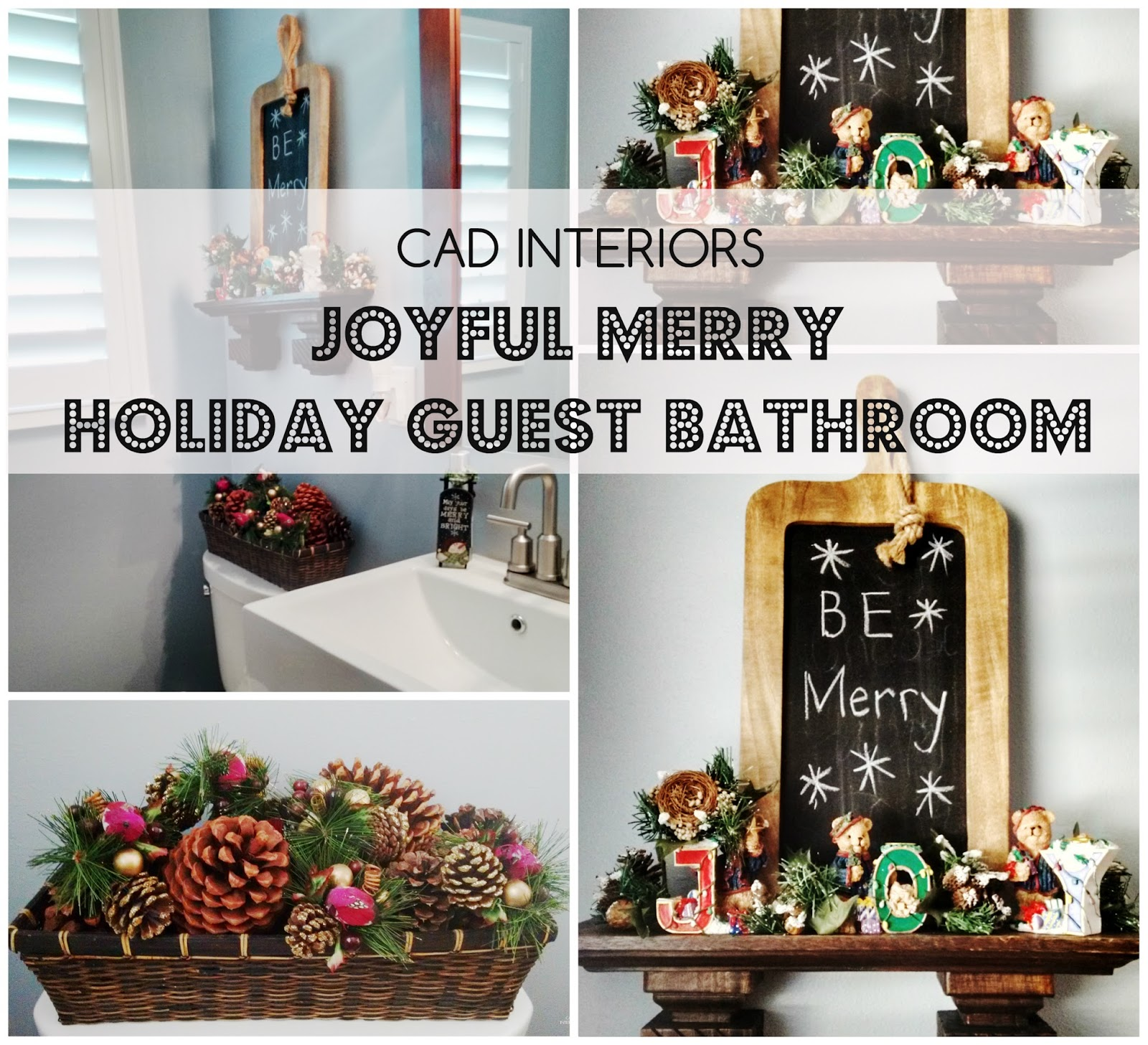 CAD INTERIORS Christmas decorations 2015