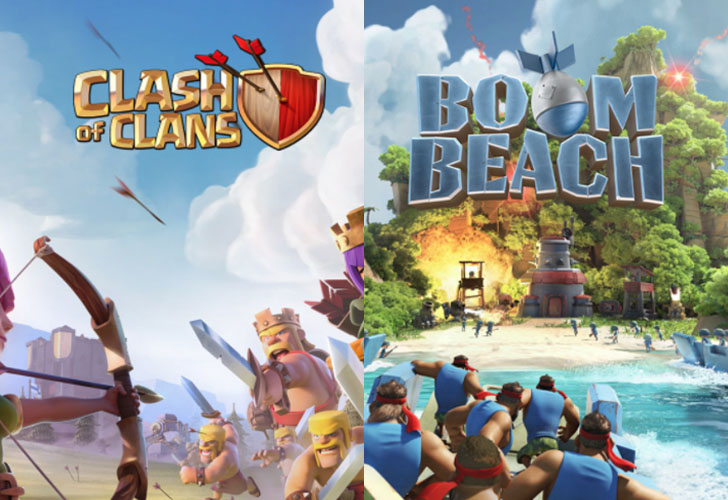 Why You Should Download Supercell's Popular Apps Clash Of Clans And Boom Beach If You Haven't Already