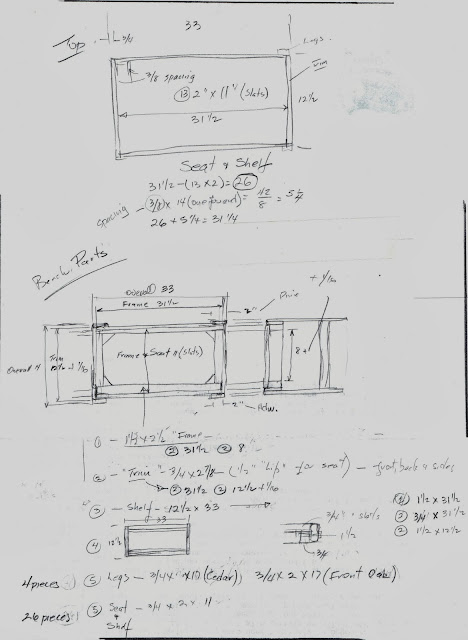 Huffin & Puffin Plans & Projects: Bathroom, Bedroom