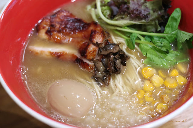 Tsuta Ramen's Newest Bowl