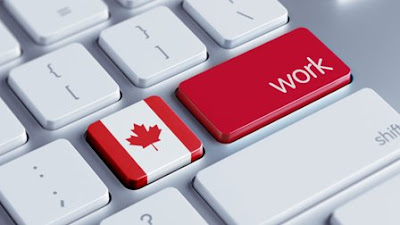 Looking for a job in Canada