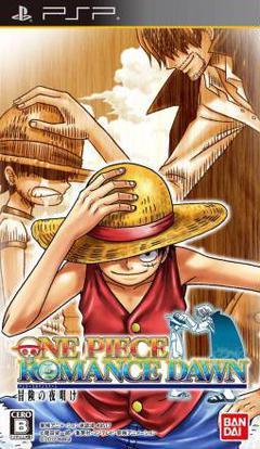One Piece - Romance Dawn - PPSSPP Downloads