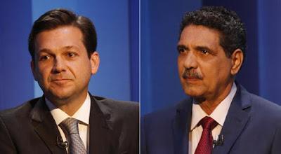 Nos votos válidos, resultado é: Geraldo, 60%, João Paulo, 40%. Pesquisa eleitoral no Recife ouviu 1.001 eleitores entre 22 e 24 de outubro.
