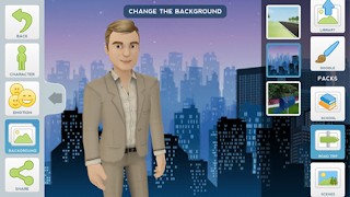 How to Create Cartoon Animation Video With Android Mobile Tellagami