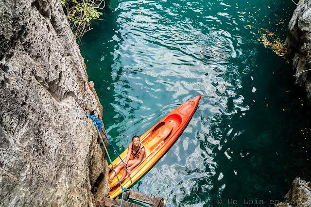 Twin Lagoons-Coron-Philippines