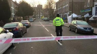 London murder rate overtakes New York's