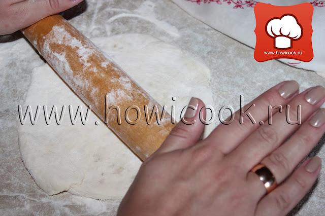 рецепт хычинов с сыром и зеленью пошаговые фото