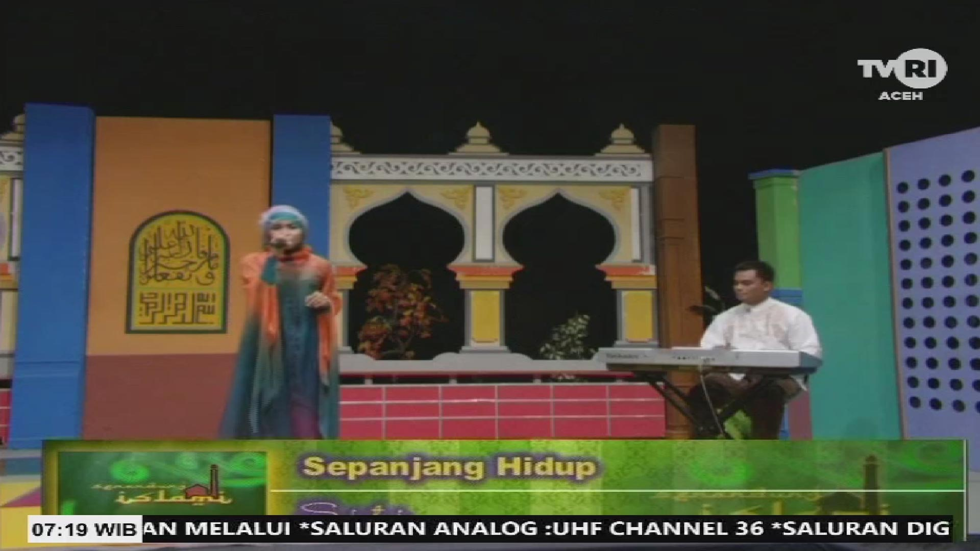 Frekuensi siaran TVRI Aceh di satelit ChinaSat 11 Terbaru