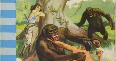Tem Na Web - Resenha: Tarzan - O Filho das Selvas (Livro 1)
