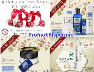 Logo Diventa tester prodotti Maroccan Natural e Puro Bio