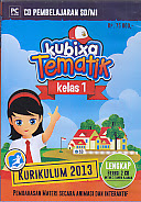 Judul Buku : CD PEMBELAJARAN SD / MI  KUBIXA TEMATIK KELAS 1 KURIKULUM 2013 Penerbit : Smart Edumedia